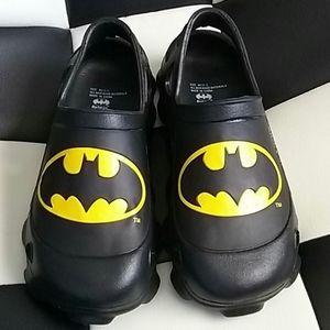EUC- Batman Slip on shoes-Sz 13/1